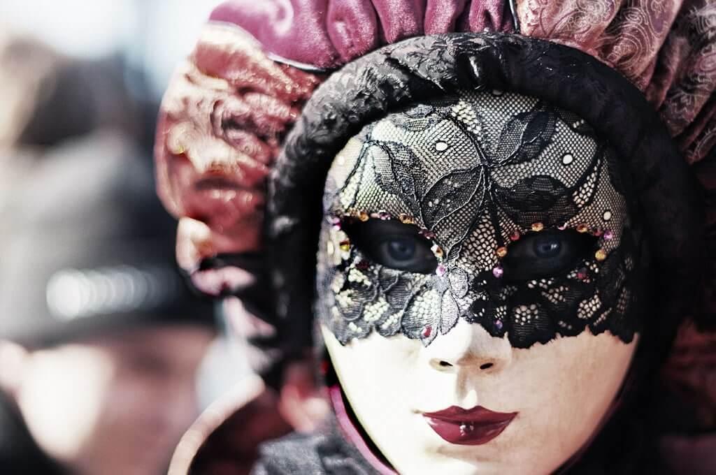 sahte maske