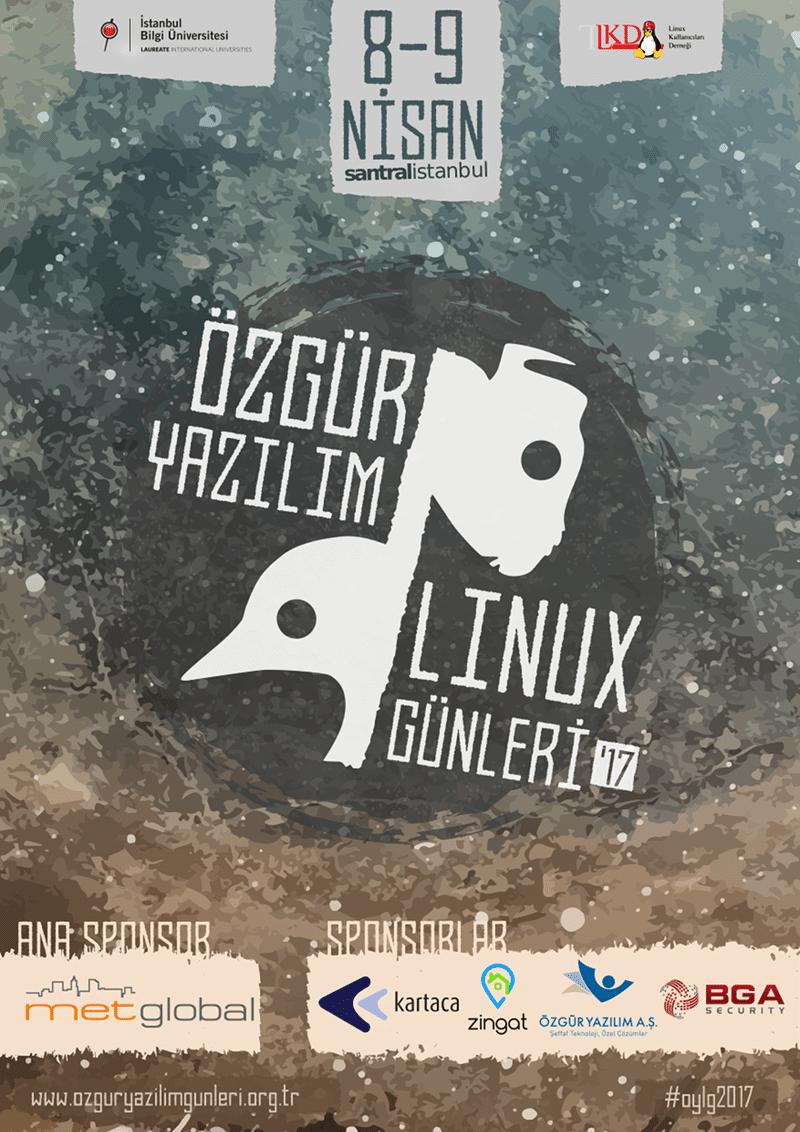 özgür yazılım linux günleri