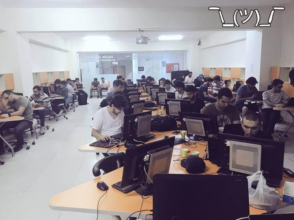Siber Güvenlik Kampı İHA Haberi