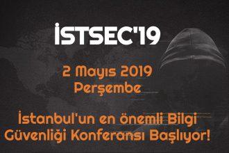 istsec istanbul bilgi güvenliği konferansı 2019